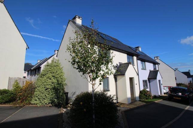 Thumbnail Semi-detached house for sale in Higher Moor, Avonwick, Devon