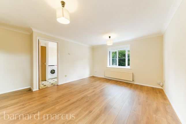 Living Room of Firle Court, Yeomanry Close, Epsom KT17