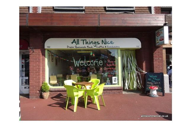 Thumbnail Restaurant/cafe to let in All Things Nice, 162 Charminster Road, Charminster