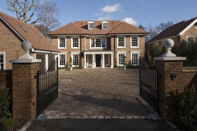 Thumbnail Detached house to rent in Dukes Kiln Drive, Gerrards Cross