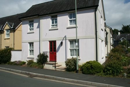 Thumbnail 2 bed end terrace house to rent in Reeves Close, Totnes, Devon