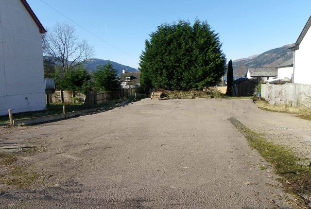 Thumbnail Land for sale in Pier Road, Sandbank, Dunoon