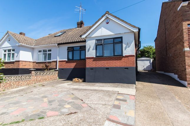 Thumbnail Semi-detached bungalow for sale in Rayleigh Road, Eastwood, Leigh-On-Sea