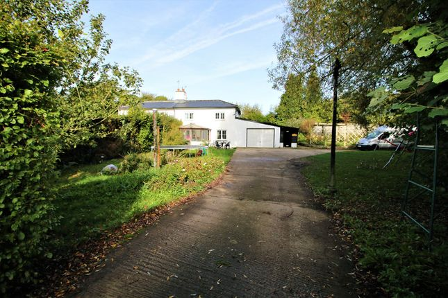 Thumbnail Semi-detached house for sale in Old Kempshott Lane, Basingstoke