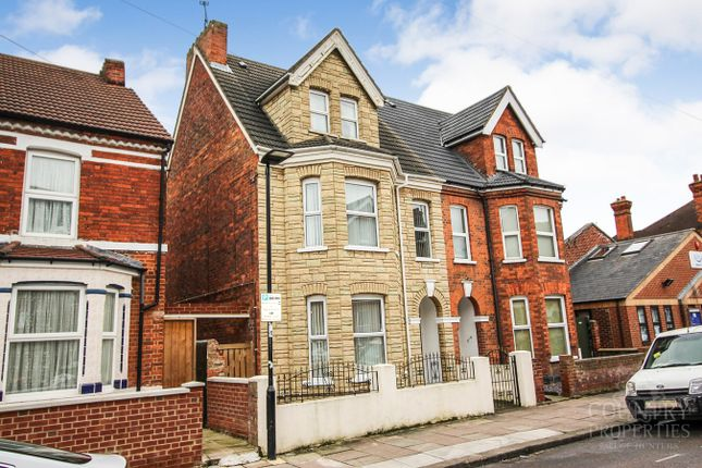 Thumbnail Semi-detached house for sale in Rutland Road, Bedford