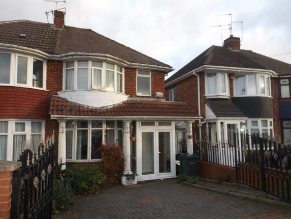 Thumbnail Semi-detached house for sale in Ryde Park Road, Rubery, Rednal, Birmingham
