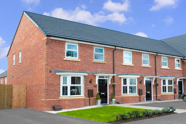 """Thumbnail End terrace house for sale in """"Archford"""" at Warkton Lane, Barton Seagrave, Kettering"""