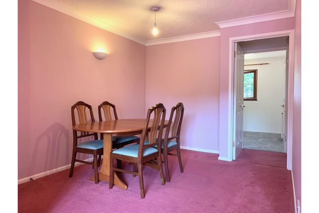 Dining Area of Wooland Court, Fleet GU52