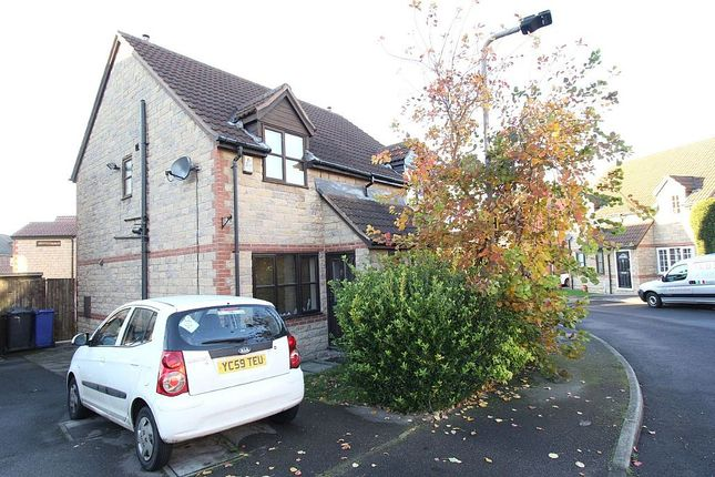 Thumbnail Semi-detached house for sale in Ladyroyd Croft, Cudworth, Barnsley, South Yorkshire