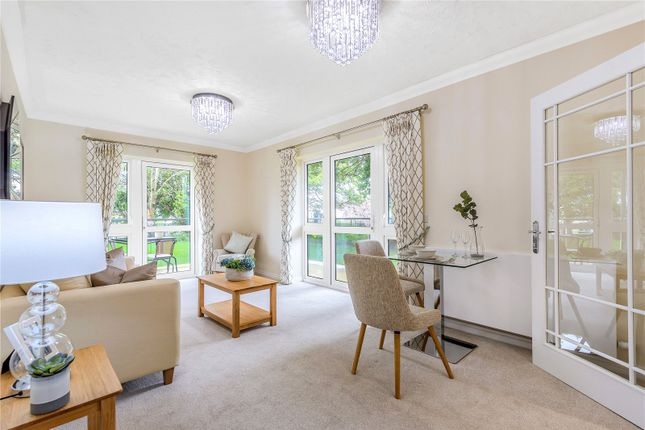 Thumbnail Flat for sale in Spitfire Lodge, Belmont Road, Southampton, Hampshire