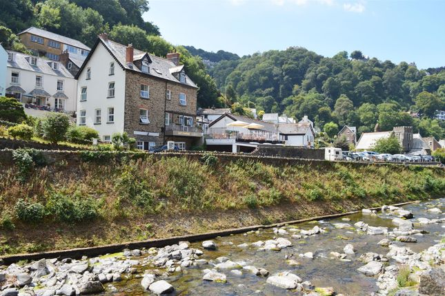 Thumbnail Hotel/guest house for sale in Substantial 8 Bedroom Riverside Guest House EX35, Devon