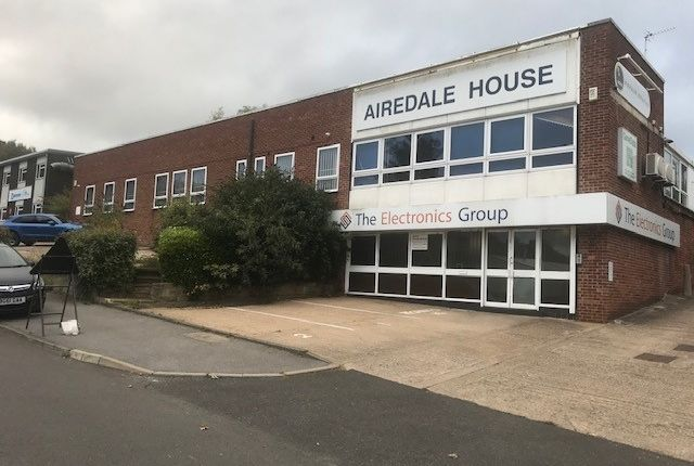 Thumbnail Office for sale in Clayton Wood Rise, Leeds