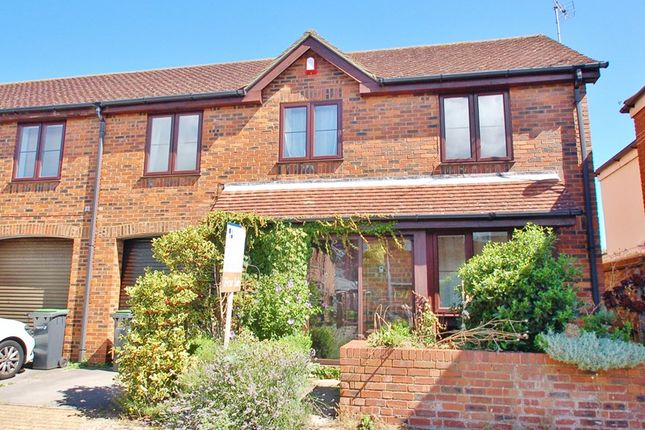 Thumbnail Semi-detached house for sale in Anglesey Arms Road, Alverstoke, Gosport