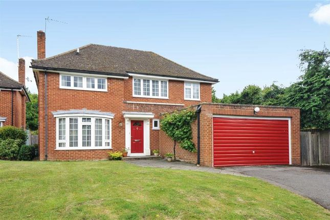 Thumbnail Detached house for sale in Swallow Close, Rickmansworth