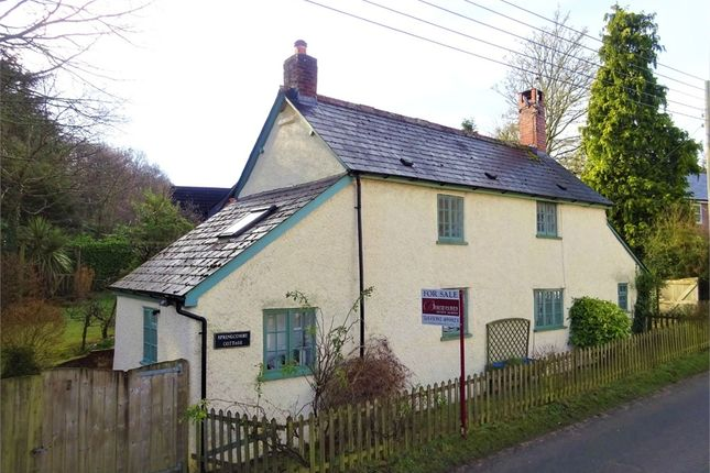 Thumbnail Detached house for sale in West Hill Road, West Hill, Ottery St Mary, Devon