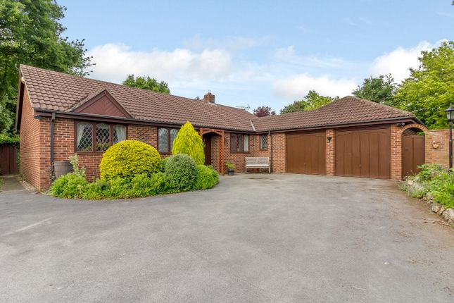 Thumbnail Bungalow for sale in Keepers Close, Old Rossington, Doncaster