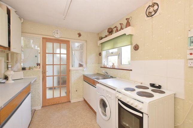 Kitchen of Fitzwygram Crescent, Havant, Hampshire PO9