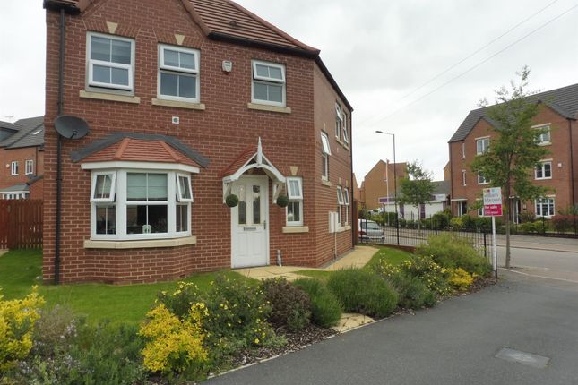 Thumbnail Detached house for sale in Wild Geese Way, Mexborough