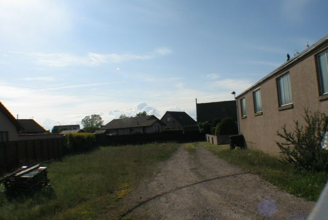 Thumbnail Land for sale in Broomfield Road, Montrose