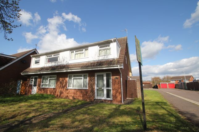 3 bed semi-detached house to rent in Woodcock Close, Abbeydale, Glos GL4