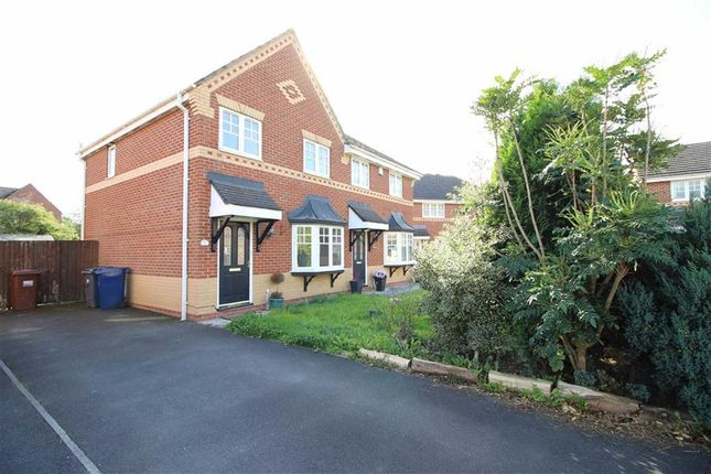 Thumbnail Semi-detached house to rent in Woodburn Grove, Penwortham, Preston