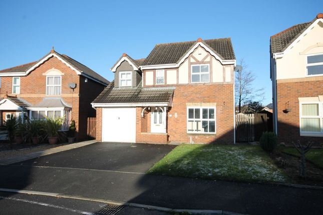 Thumbnail Detached house to rent in Salterton Drive, Midlle Hulton, Bolton, Lancashire.
