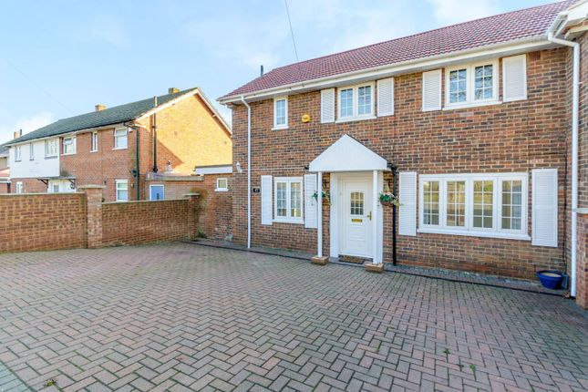 Thumbnail Semi-detached house for sale in Bassett Road, Maybury