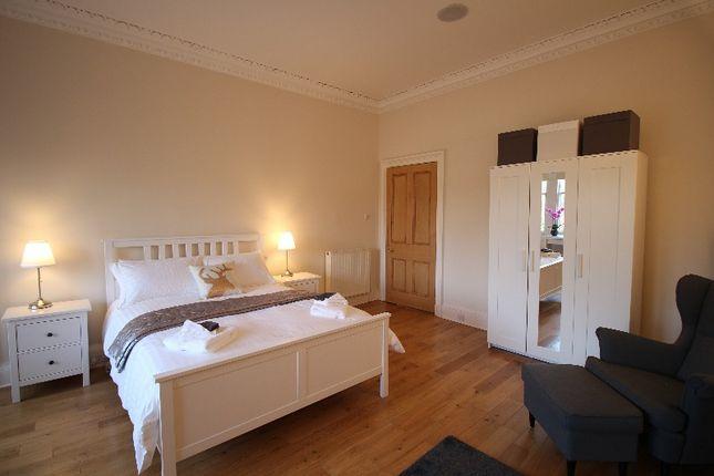 Thumbnail Flat to rent in Buckingham Terrace, West End, Edinburgh
