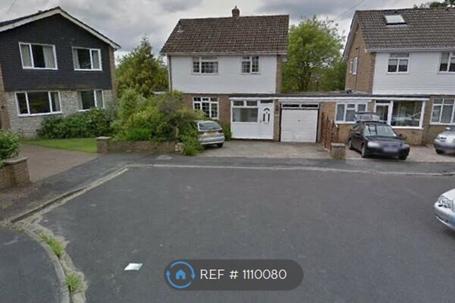 Thumbnail Room to rent in Clanfield Close, Eastleigh