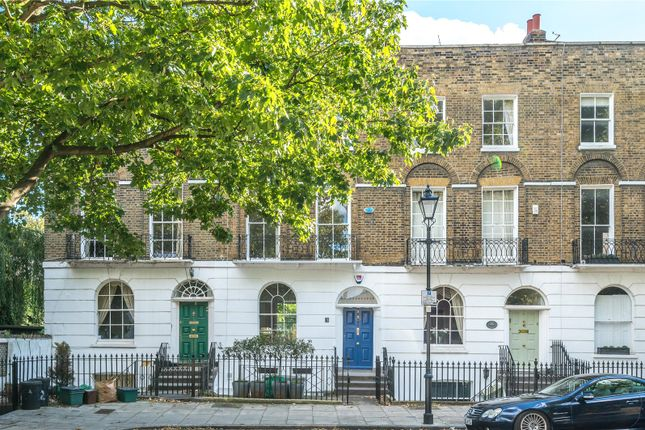 Thumbnail Terraced house to rent in Cloudesley Square, London