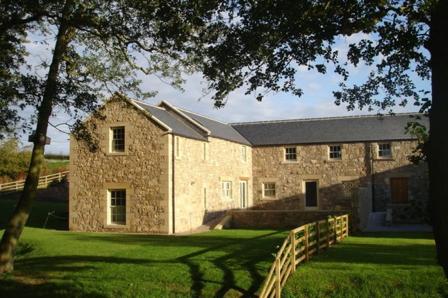 Thumbnail Barn conversion for sale in Sturton Grange, Warkworth, Northumberland