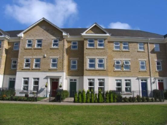 Thumbnail Town house to rent in Earl Of Chester Drive, Dettingen Crescent, Deepcut