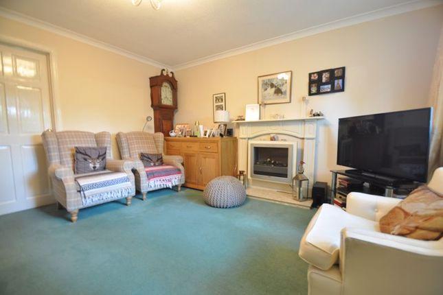 Lounge of Earlsbourne, Church Crookham, Fleet GU52