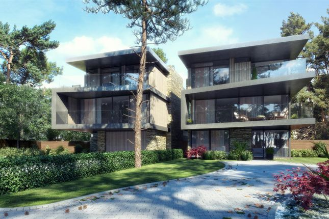 Thumbnail Detached house for sale in Minterne Road, Canford Cliffs, Poole