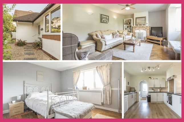 Thumbnail Bungalow for sale in Snowdon Close, Risca, Newport