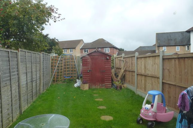 Garden of Dale Close, Stanway, Colchester CO3