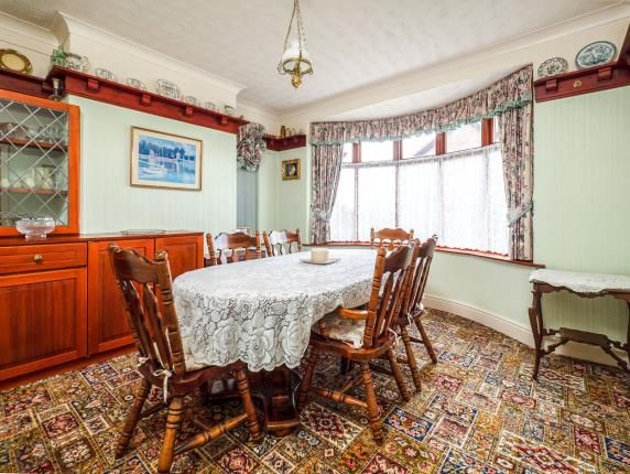 Dining Room of Churchmoor Lane, Arnold, Nottingham NG5
