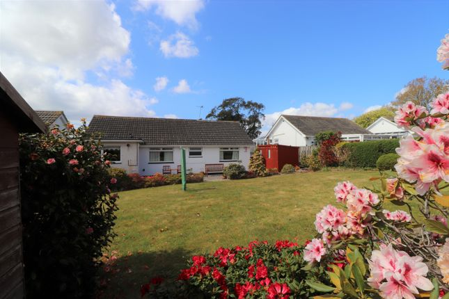 Thumbnail Detached bungalow for sale in Carbeile Road, Torpoint, Torpoint, Cornwall