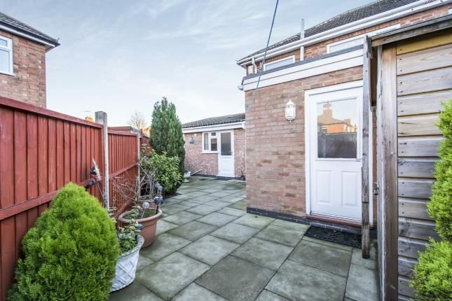 Garden of Lowland Avenue, Leicester Forest East, Leicester, Leicestershire LE3