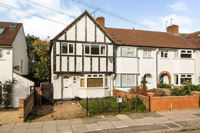 Thumbnail End terrace house for sale in Fulwell Park Avenue, Twickenham