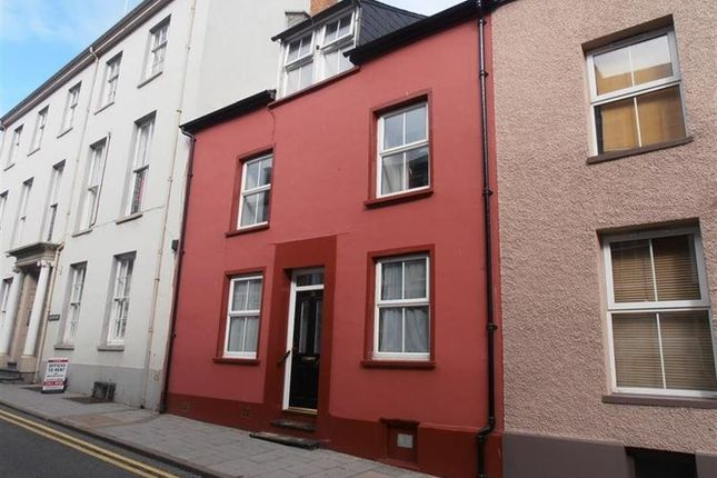 Thumbnail Room to rent in Bridge Street, Aberystwyth