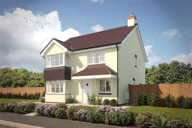 "Thumbnail Detached house for sale in ""The Ledbury"" at Donaldson Drive, Brockworth, Gloucester"