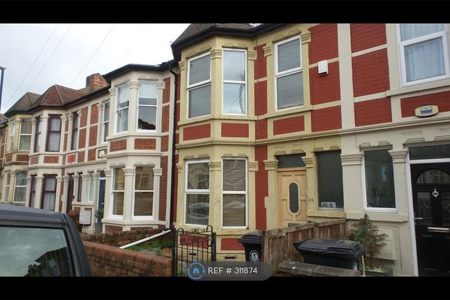 Thumbnail Terraced house to rent in Grove Park Road, Bristol