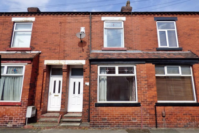 Thumbnail Terraced house to rent in Atherley Grove, Manchester