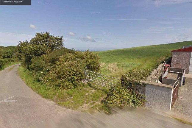 Land for sale in Llanfairynghornwy, Holyhead