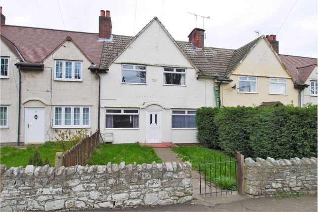 3 bed terraced house for sale in West Avenue, Woodlands, Doncaster DN6