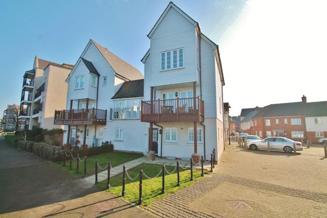 Thumbnail Semi-detached house for sale in Watermans Way, Greenhithe