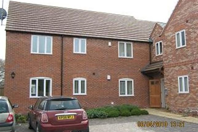 Thumbnail Flat to rent in Ivy Grange, Bilton, Rugby