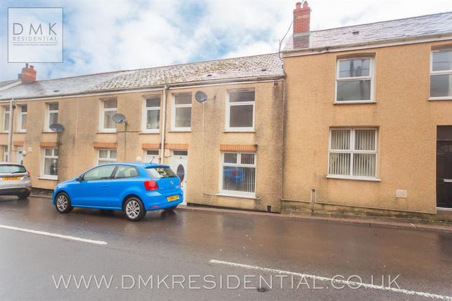 3 bed terraced house to rent in High Street, Abergwynfi, Port Talbot SA13