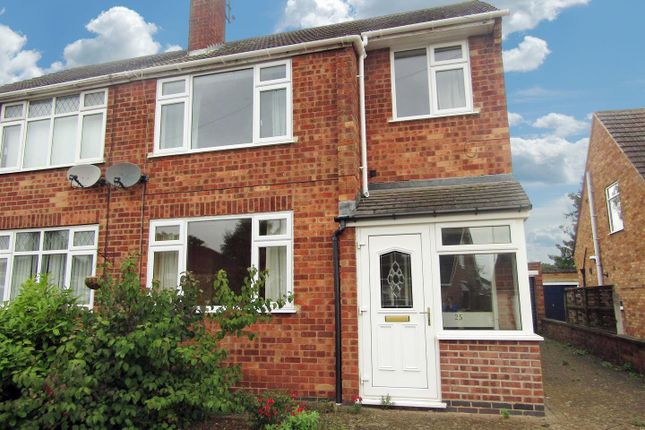 3 bed semi-detached house for sale in Lena Drive, Groby, Leicester
